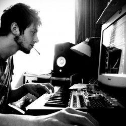 Léon Nikonoff compositeur et sound designer membre du Free Spirit project
