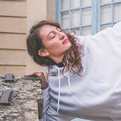 Muriel Guyader danseuse et membre du Free Spirit project