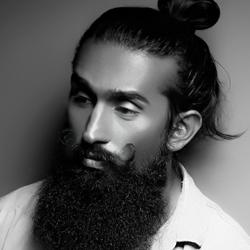 Nouman Malik mannequin membre du Free Spirit project